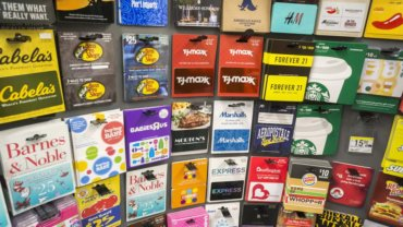Today is the first-ever National Use Your Gift Card Day