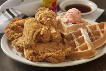 Tampa's Metro Diner invents a food holiday to push its signature dish